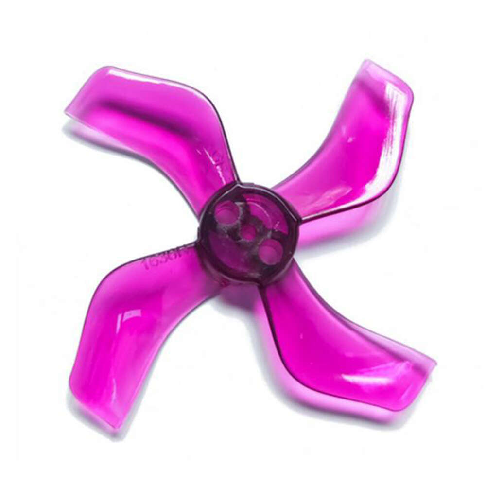 GF 1636 40mm Durable 4 Blade 1.5mm Purple