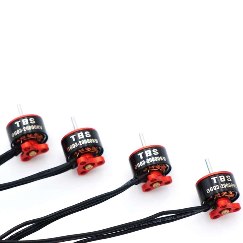 TBS Micro Brushless Motors Set 20000kv