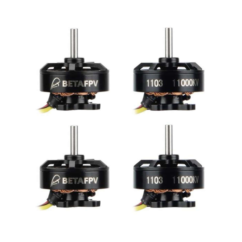 BetaFPV 1103 11000KV Brushless Motors (4PCS)