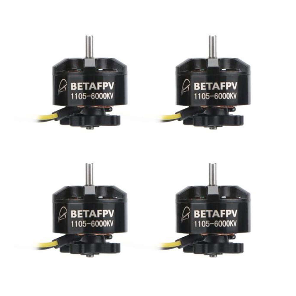 BetaFPV 1105 6000KV Brushless Motors (4PCS)