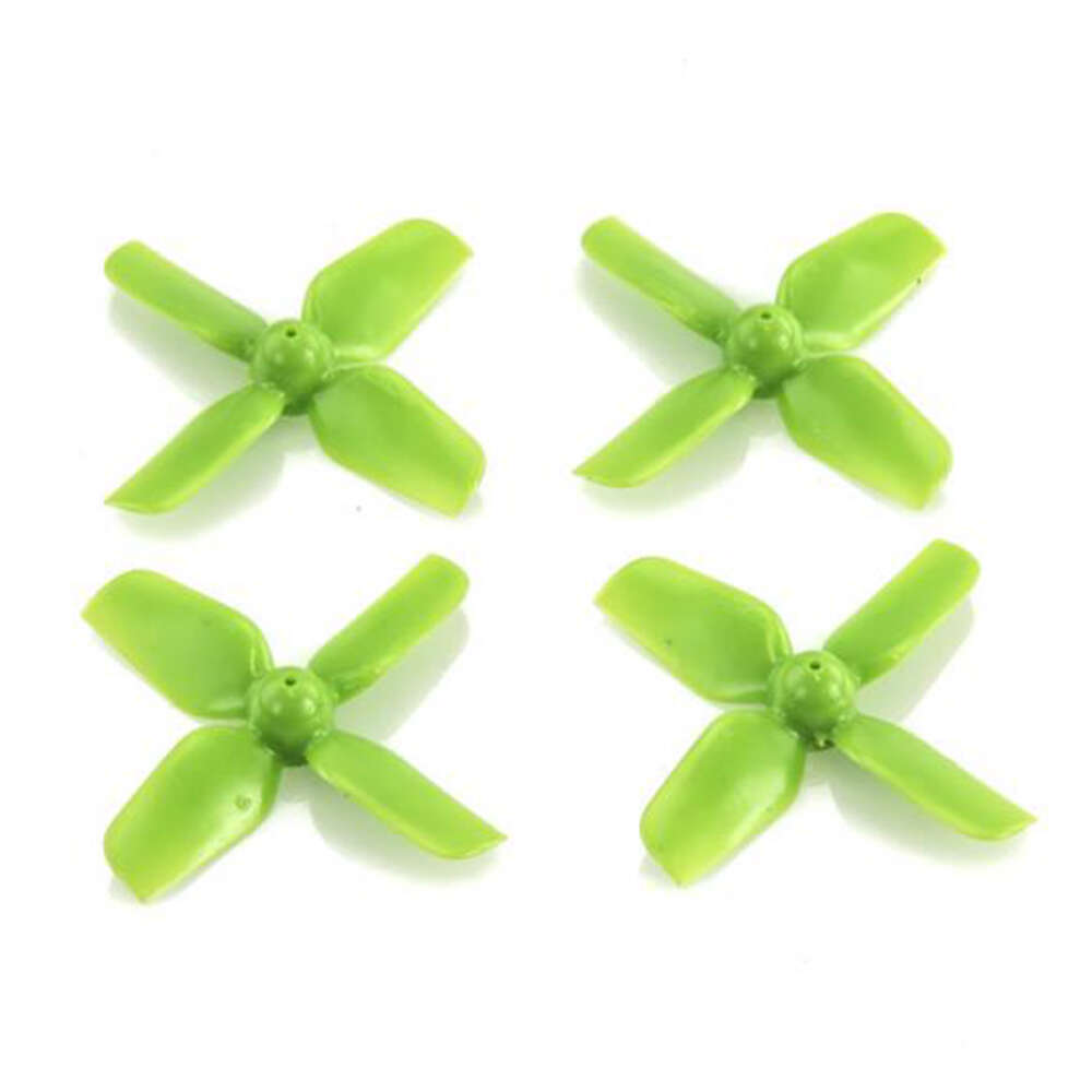 HQ Micro Whoop Prop 1.2X1.3X4  Green 1mm