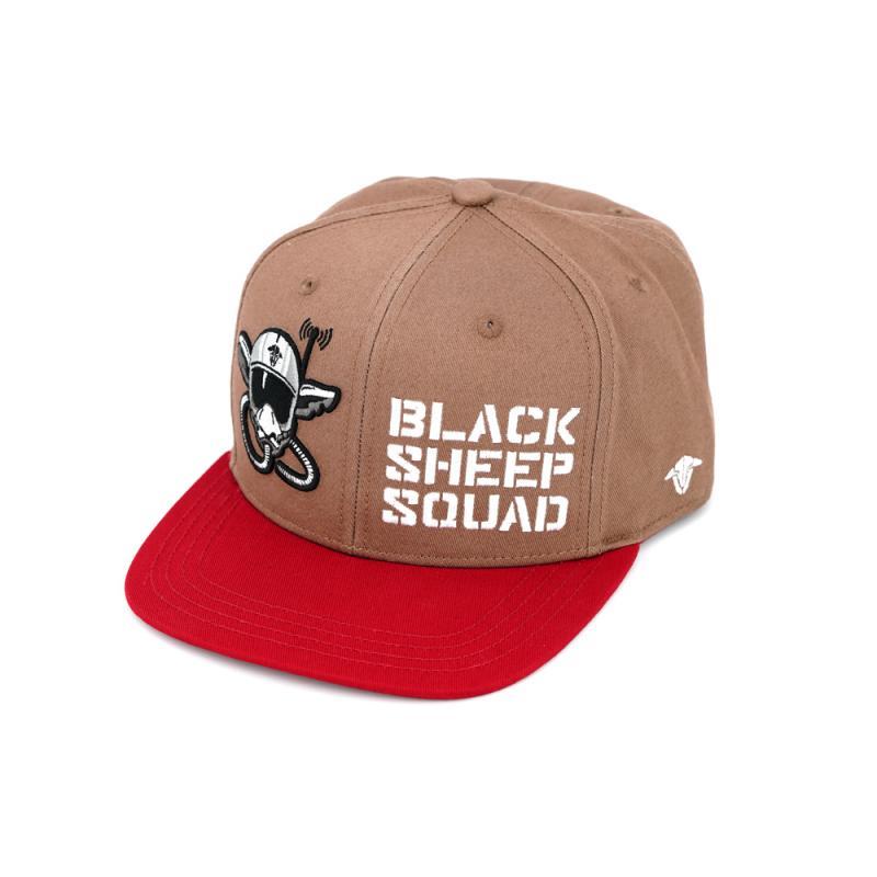Team BlackSheep TBS Black Sheep Beanie Black