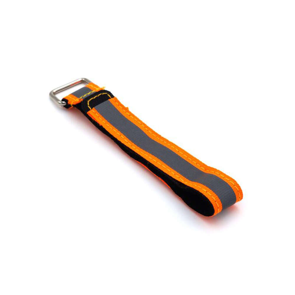 VivaFPV HighVis Battery Strap (Orange)