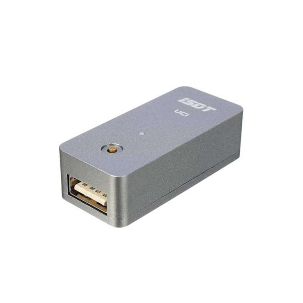 ISDT UC1 - DC to USB 18W 2A Mini USB Quick Charger