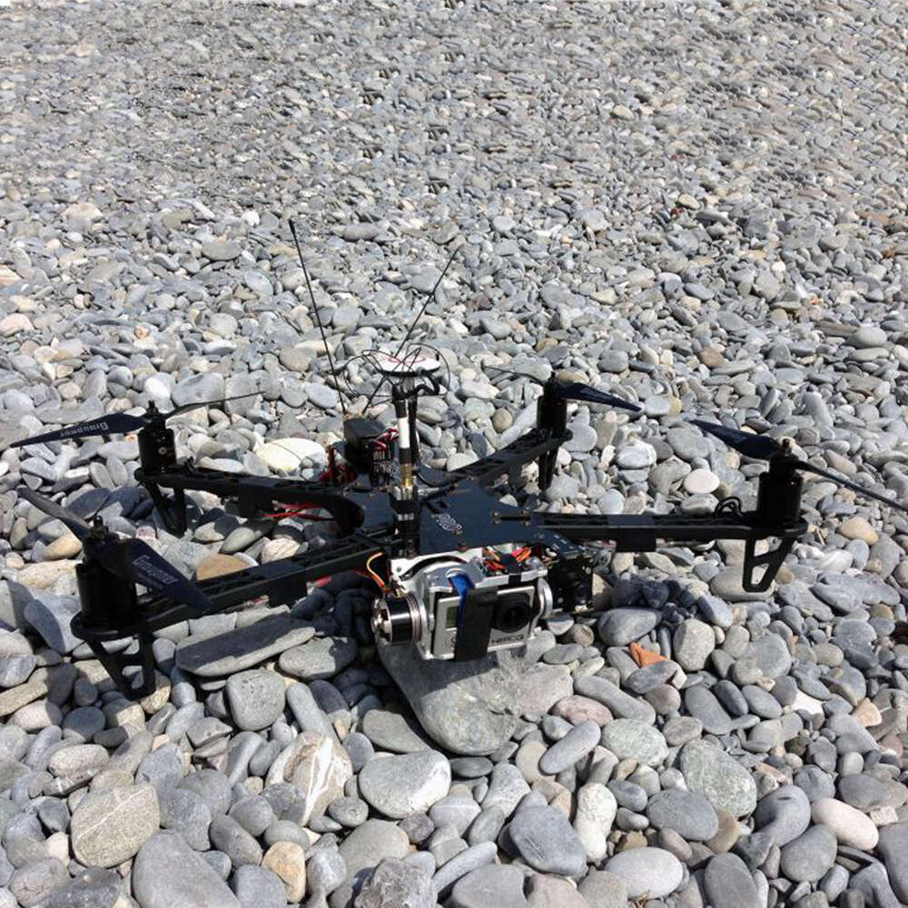 The TBS DISCOVERY PRO - brushless gimbal quadcopter [Archive ...